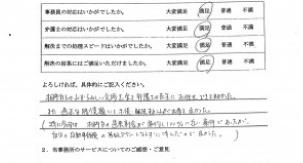 愛知県名古屋市在住 50代男性